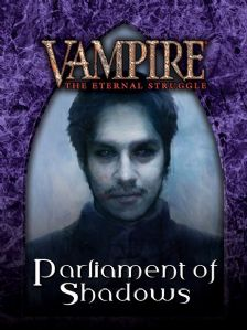 Vampire: The Eternal Struggle - Sabbat: Parliament of Shadows Deck